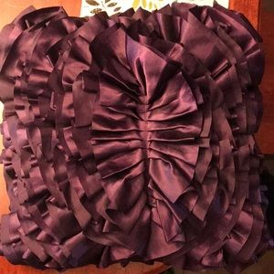 Other - Purple 18x18  pillow cover